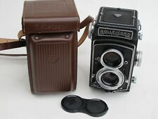 Rolleicord Va TLR camera 75mm f:3.5 Xenar lens, cap/case/strap, BEAUTIFUL LQQK