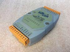 ICPCON I-7063D CODE RELAI 1-3 SIGNAL FORMA BIT 0-7 $79