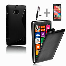 4in1 Accessory Bundle Kit Case Cover For Nokia Lumia 930 + Stylus + Screen Guard