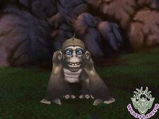 König Mukla Loot Card Banana Charm Haustier World of Warcraft WOW TCG Schimpanse Affe