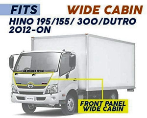New Front Panel FOR 2012 2013 2014 2015 2016 2017 2018 Hino 195 155 300