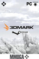 3DMark - PC Steam Digital Code Benchmark Software Windows 10 - [DE/Worldwide]