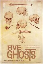 FIVE GHOSTS #1 variant 2nd print LOW PRINT RUN iMAGE COMIC 2013 tv series SYFY