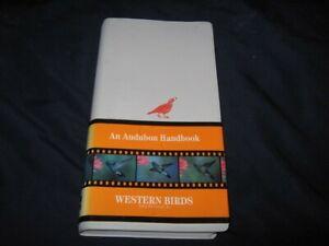 Western Birds, Audubon Handbook, John Farrand, Field Guide, First Edition 1988,