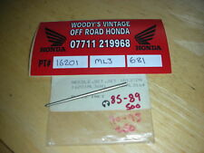NOS HONDA CR 250 90 - 93 CR 500 85 - 89 needle jet set KEIHIN R1372N EVO cr500r
