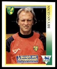 Merlin Premier League 94 - Bryan Gunn Norwich City No. 282