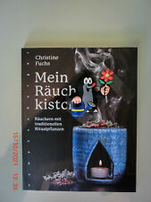 Buch - Räuchern mit traditionellen Heilpflanzen + Gratisgeschenk ;-)