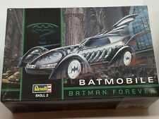 Revell - Batman Forever Batmobile official 1/25  Plastic model kit