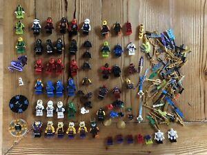 LEGO Ninjago HUGE LOT of Minifigures
