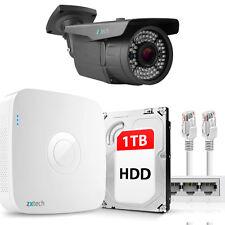 Full HD 2 MP 1080P 60M Nightvision IP IPC & NVR PoE P2P CCTV System 1TB OE81GB1