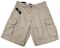 Ralph Lauren Cargo Shorts in Hudson Tan