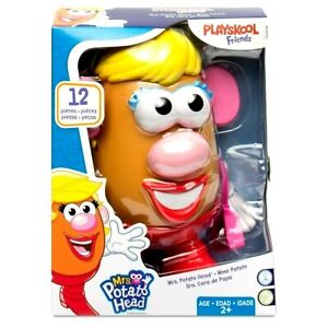 Mrs Potato Head Playskool 80's Retro Classic Toy DISCONTINUED! RARE