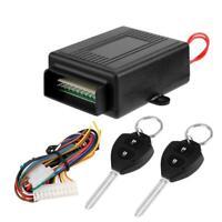 Universal Car Auto Remote Central Kit Door Lock Alarm Keyless Entry System #gib