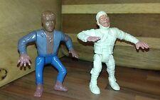 Vintage Sungold monster figures
