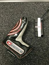 "NICE CONDITION ODYSSEY O WORKS VERSA 1W PUTTER SUPERSTROKE GRIP 34.50""  HC"