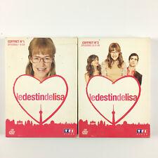 Le Destin De Lisa N°1 et 2 Episodes 1 à 48 / Coffret Lot DVD