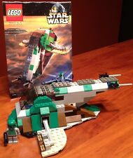 LEGO STAR WARS 7144 SLAVE I - COMPLETE W INSTRUCTIONS