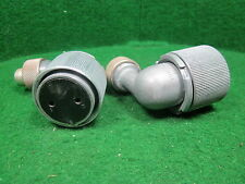 (1) PL-Q165 CONNECTOR for SCR-522 VHF AIRCRAFT RADIO NOS