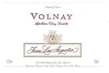 Etiquette de vin - VOLNAY