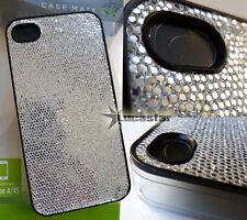 iPhone 4/4s Funda CASE-MATE Bling Plata