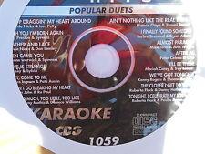 Monster Hits Karaoke CD+G vol-1059/ Elton John &Rupaul,Billy Preston &Syreeta +
