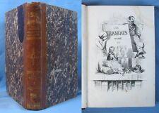 Les Français Peints par Eux-Mêmes / T4 PROVINCE / L. Curmer Éditeur en 1841