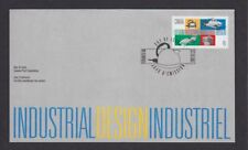1997 Canada Industrial Design 45¢ Stamp Sc# 1654 FDC First Day Cover Science