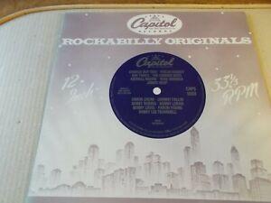 ROCKABILLY ORIGINALS,LP ON CAPITOL CAPS 1009,
