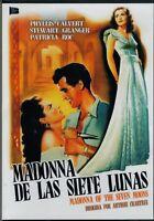 Madonna de las siete lunas (DVD Nuevo)