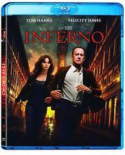 Blu Ray INFERNO - (2016) *** Tom Hanks ***......NUOVO