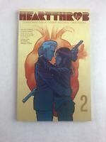 HeartThrob Book 2 Walk a Thin Line Comic Graphic Novel Book Oni Press