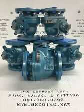 """Ball Valve WKM Floating 2"""" 150 RF Flanged FP Fig: 310F"""