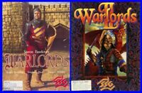 WARLORDS I & II +1Clk Windows 10 8 7 Vista XP Install