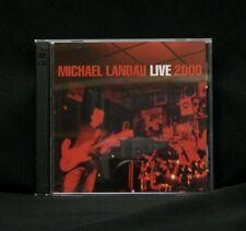 Used 2 CD Set Michael Landau Live 2000 2001 Michael Landau ML003-2