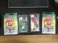 2020 Panini Mosaic NFL MYSTERY PACK PRIZMS INSERTS & RC PLEASE READ Burrow? Tua?