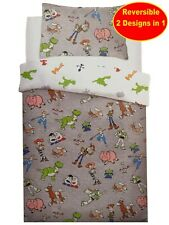 New Official Toy Story Single Duvet Quilt Cover Set Boys Girls Kids Bed