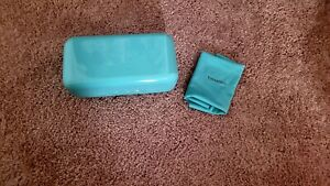 Tiffany & Co. Authentic Clam Shell Hard Case for Sunglasses / Eye Glasses - NWOT