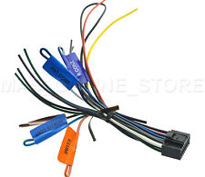 KENWOOD KDCX595 KDC-X595 GENUINE WIRE HARNESS  *PAY TODAY SHIPS TODAY*