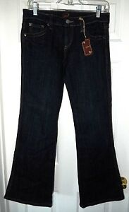 Underground Soul Embroidered Pocket Jeans-5, slimming dark wash  NWT