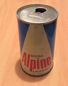 3 Collectable beer cans