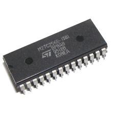 M27C256B-15B1 27C256B-15 256Kbit (32Kx8) CMOS EPROM OTP DIP-28 STM
