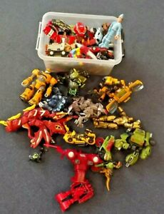 JOB LOT OF TOYS inc TRANSFORMERS, CARS & others