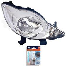 Scheinwerfer rechts Peugeot 107 06.05-> H4 mit Motor inkl. Lampen 1362185