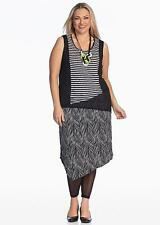 WOMENS PLUS SIZE 20 L TS TAKING SHAPE STYLISH DEFINITION DRESS NEW WITH TAG