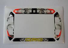 CRG stile gel autoadesivo per gli annunci pubblicitari Alfano LAP TIMER-per karting