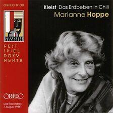 Heinrich Von Kleist - Das Erdbeben Von Chili (Hoppe) [CD]