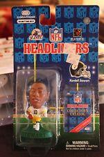 1997 KORDELL STEWART Headliners figure - Pittsburgh Steelers