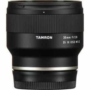 Tamron 35mm f/2.8 Di III OSD M1:2 Lens - Sony E-Mount