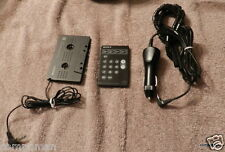 SONY Portable CD Player Remote Control D-838K Car Battery Cord Cassette Connect