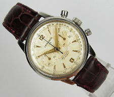 Vintage & Beautiful LEMANIA 105, chronograph, tachymeter scale, manual wind